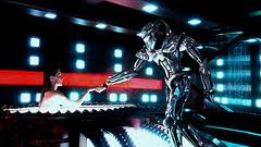 Cylon Helps up Ellen