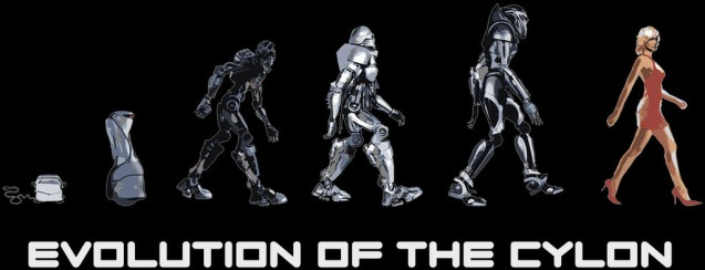 Why do the Cylons Hate Humanity (and Vancouver)? Spoiler Alert! | Michael  E. Thorn