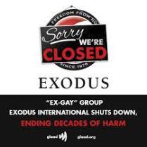 Exodus Shuts Down