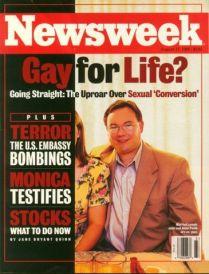 Newsweek-Gay For Life