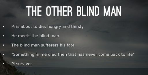 The Other Blind Man